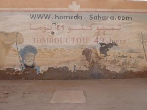 49 Tage Timbuktu